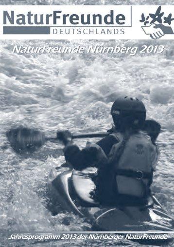 NaturFreunde Nürnberg 2013 - Naturfreunde Bayern