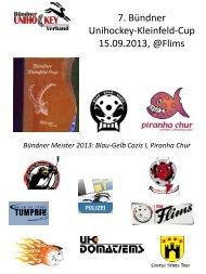 Bündner Cup Resultate 1314 - Blau-Gelb Cazis