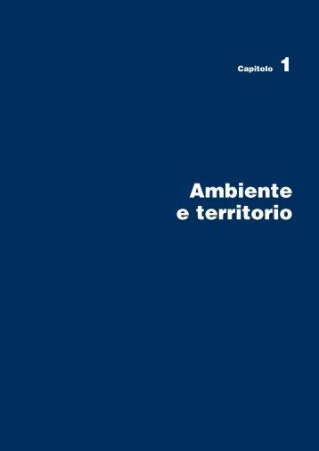 Capitolo 1 Ambiente e territorio - Istat.it