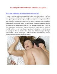 Use Suhagra for Ultimate Erection and amaze your spouse