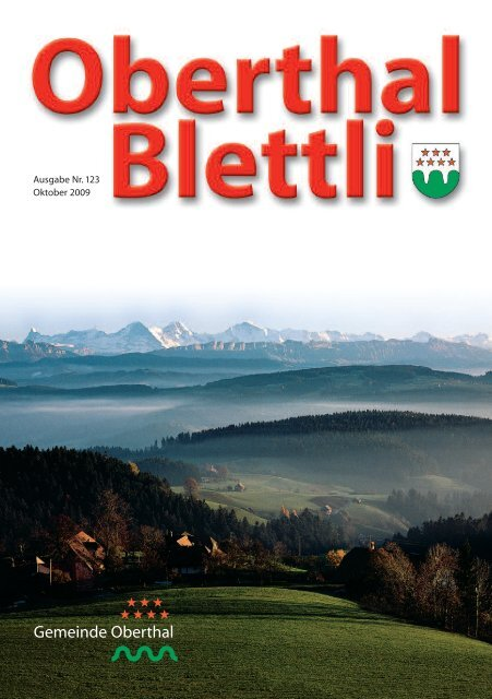 Ausgabe 03/09 - Oberthal