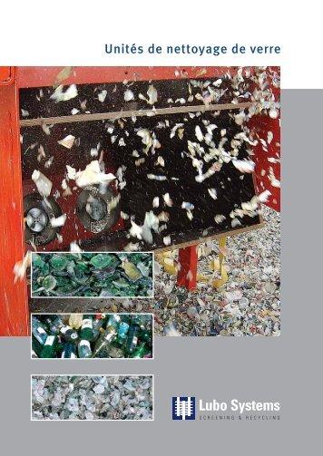 Nettoyeuse de verre - FISSORE Agency