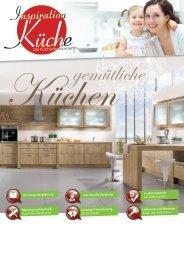 Inspiration Küche Ausgabe - Gemütliche Küchen