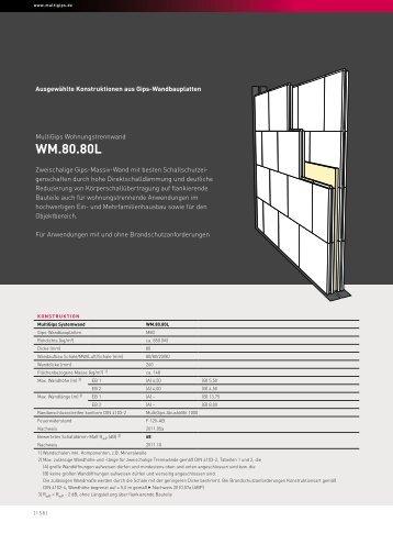 WM.80.80L - VG-Orth