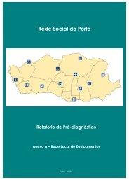 Anexo A   Rede local de equipamentos - Câmara Municipal do Porto