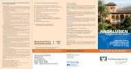 weitere Informationen zur Reise - Raiffeisenbank eG Simmerath