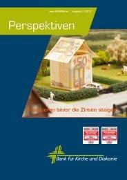 Perspektiven Ausgabe 3/2012.pdf - KD-Bank