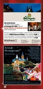 Wernigeröder Schloßbahn Tel. (0  39 43) - Stadt Wernigerode - Seite 4