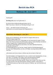Reitnau 2011 - Racing Club Airbag
