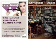 José María Pérez Gay - Revista de la Universidad de México - UNAM