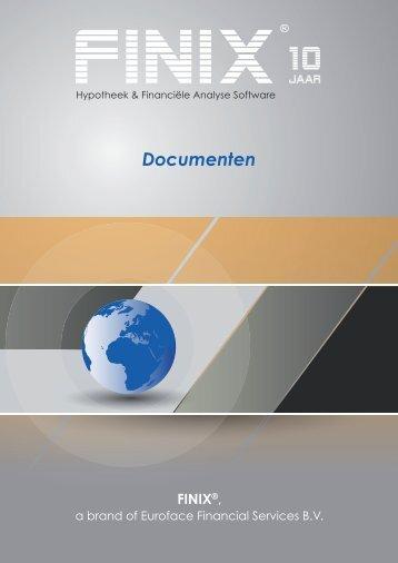 Finix Documenten