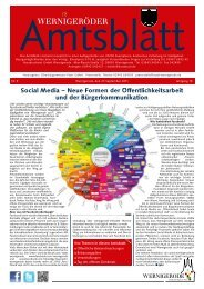 Amtsblatt_Stadt_Wernigerode_09_2011 (3.54 ... - Stadt Wernigerode