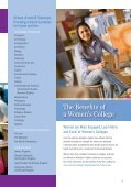 School of Arts & Sciences - Academic Departments and Programs ... - Page 5