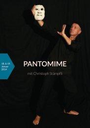 Pantomime - willkommen bei STOA christoph