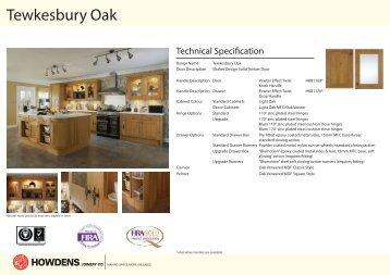 Tewkesbury Oak