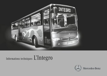 Informations techniques L'Integro