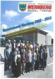 September 2012 - Gemeinde Wernberg
