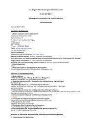 Isolatoren-, Armaturen - Vorarlberger Energienetze GmbH
