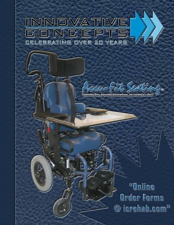 Online Order Forms @ icrehab.com - Acceptable Use Policy