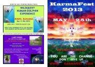 to download the Karmafest Program!