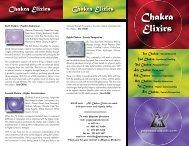 Brochure 1 - buy Gem elixirs & Flower Essences