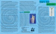 Inert Gas Devices Booklet - Pegasus Products