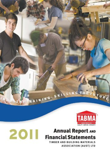 2011 TABMA Annual Report