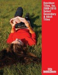 Download - Davidson Titles