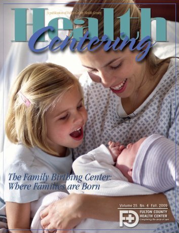 Where Families are Born - Fulton County Health Center