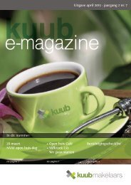 Kuub e-magazine #7 April