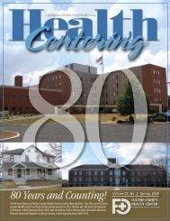 Spring, 2009 - Fulton County Health Center