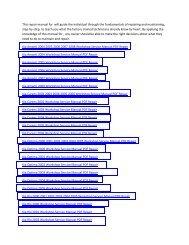 Kia Sorento 2009 Service Manual PDF Workshop Repair