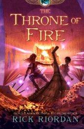 The Throne of Fire - Go.com