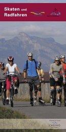 Skaten und Radfahren - Werdenberg