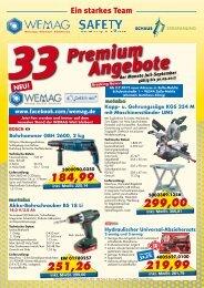 Premium Angebote - Wemag