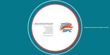 Corporate Brochure - SPC