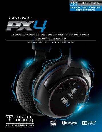 Turtle Beach Ear Force PX4 Wireless