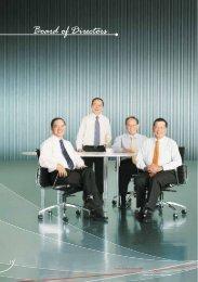 Board of Directors - SPC