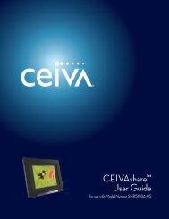 CEIVAshare™ User Guide
