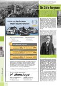 im Blickpunkt - Werbegemeinschaft Berge - Seite 6