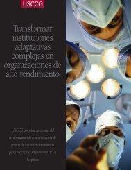 Transformar instituciones adaptativas complejas en organizaciones ...
