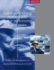 Asset Performance Management Brochure - PRWeb