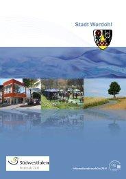 Informationsbroschüre 2011 - Werdohl