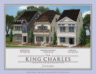 KING CHARLES - The Villages of Apex