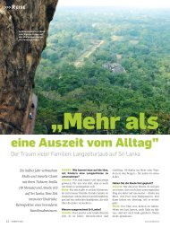 Download PDF-Artikel - Weltreise mit Kind