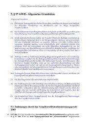 7. § 97 GWB - Allgemeine Grundsätze - Oeffentliche Auftraege
