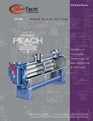 PECOFacet Series PGP Gemini PuraSep ... - Condit Company