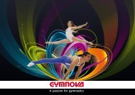 General catalogue - Gymnova