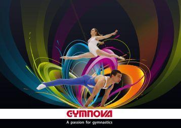 General catalogue - Gymnova