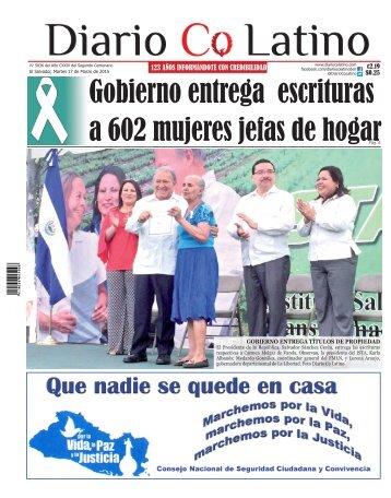 Edición 17 de Marzo de 2015